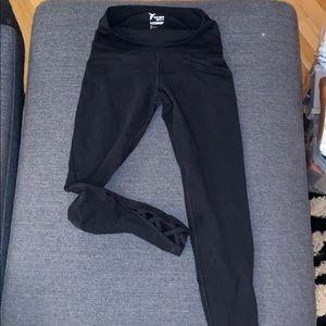 Old Navy Crop Athletic Leggings